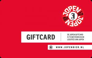 Jopen Giftcard