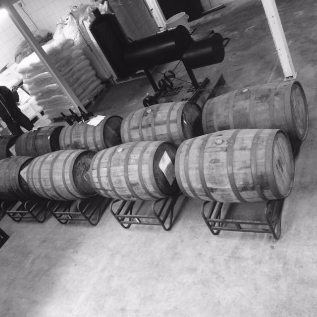 Barrel aged proeverij