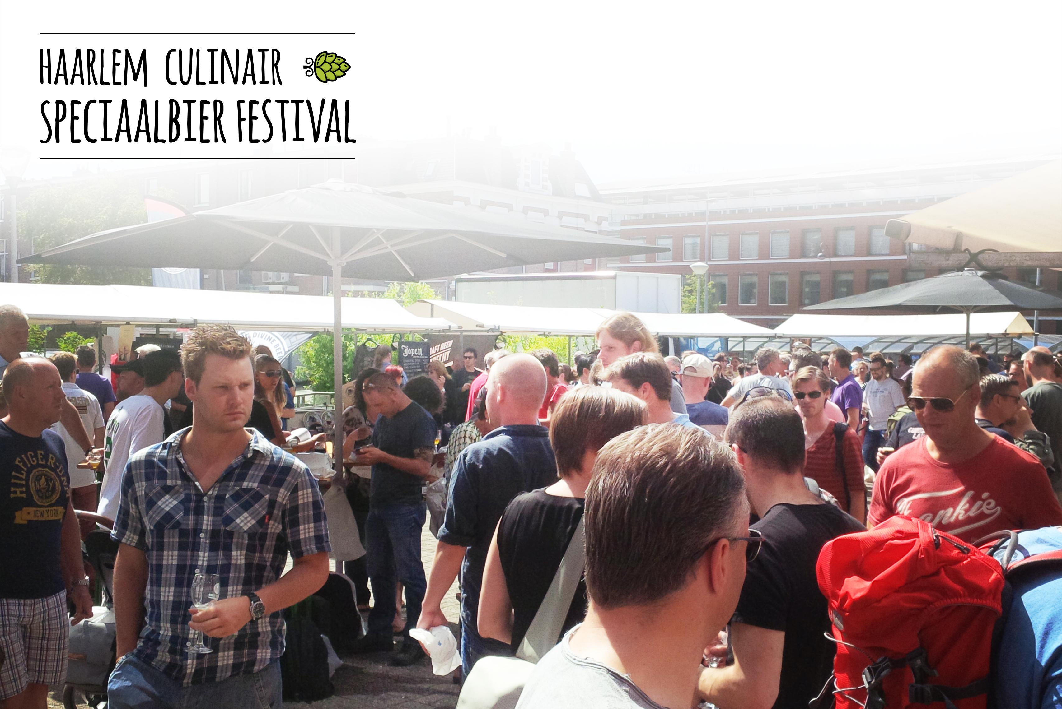 Haarlem Culinair Speciaalbier Festival 20181