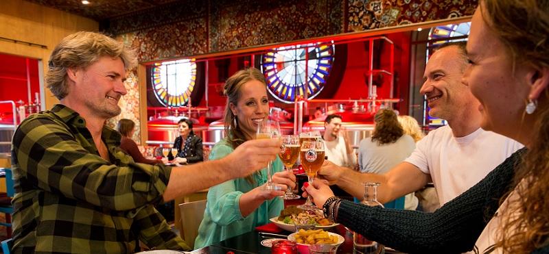 Diner Jopenkerk Haarlem - verrassingsmenu