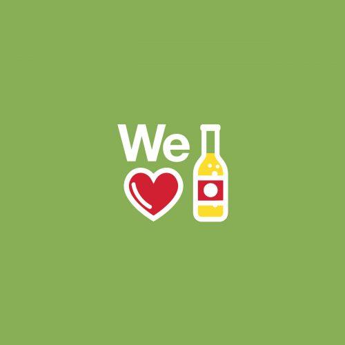 WE LOVE BEER fris en fruitig