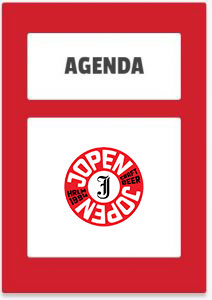 Agenda Jopenkerk en Jopen Proeflokaal