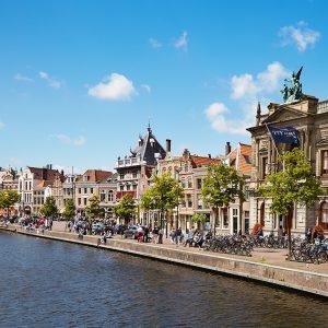 Varen op het Spaarne - Haarlem